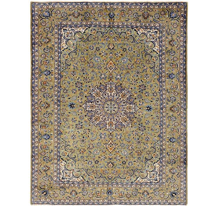 290cm x 378cm Kashan Persian Rug