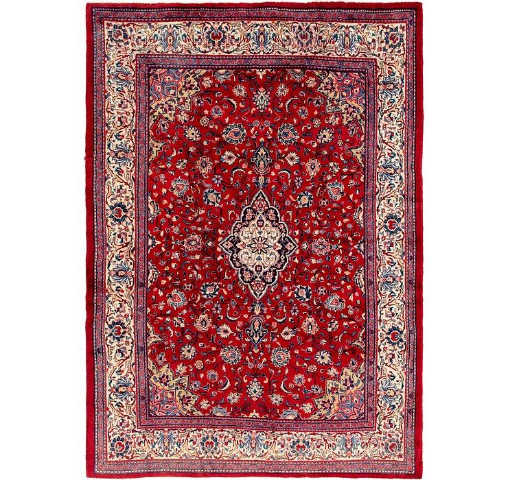 9' x 12' 7 Farahan Persian Rug