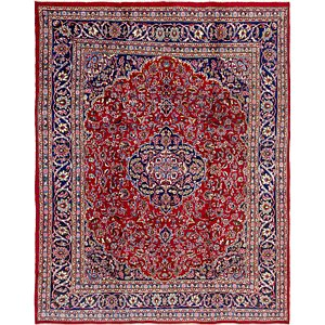 Link to 9' 8 x 12' 4 Mashad Persian Rug page