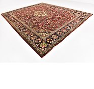 Link to 11' 3 x 14' Meshkabad Persian Rug