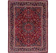Link to 8' 6 x 11' 2 Mashad Persian Rug