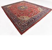 Link to 9' 10 x 13' Sarough Persian Rug