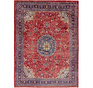 Link to 9' 10 x 13' Sarough Persian Rug