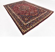 Link to 8' x 12' Mashad Persian Rug