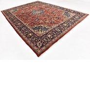 Link to 9' 9 x 13' 5 Farahan Persian Rug