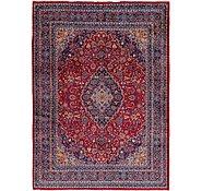Link to 9' 10 x 13' 3 Mashad Persian Rug