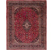 Link to 9' 10 x 12' 4 Mashad Persian Square Rug