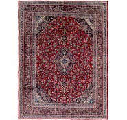 Link to 9' 7 x 12' Mashad Persian Rug