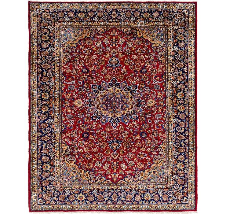 10' x 12' 7 Isfahan Persian Rug