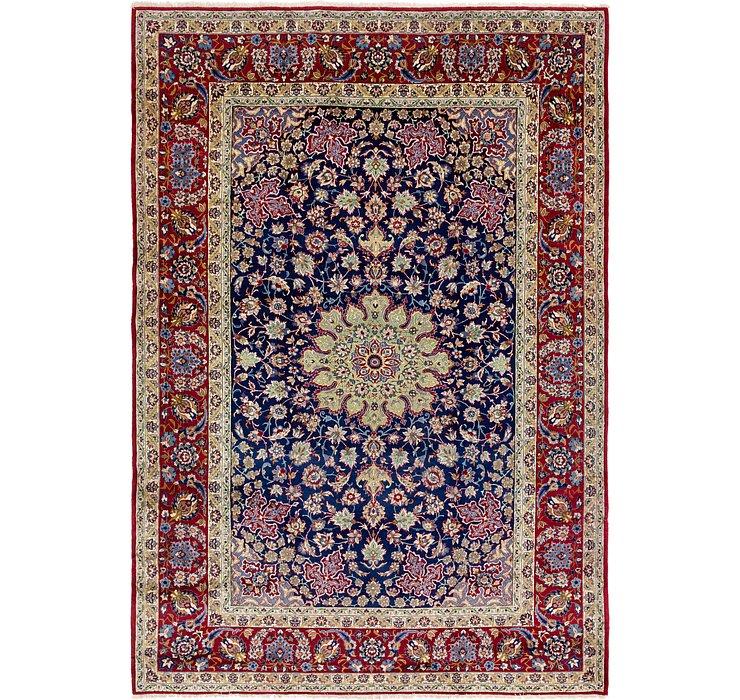 10' 4 x 14' 9 Isfahan Persian Rug