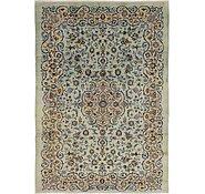Link to 10' x 14' Kashan Persian Rug