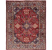 Link to 305cm x 380cm Isfahan Persian Rug