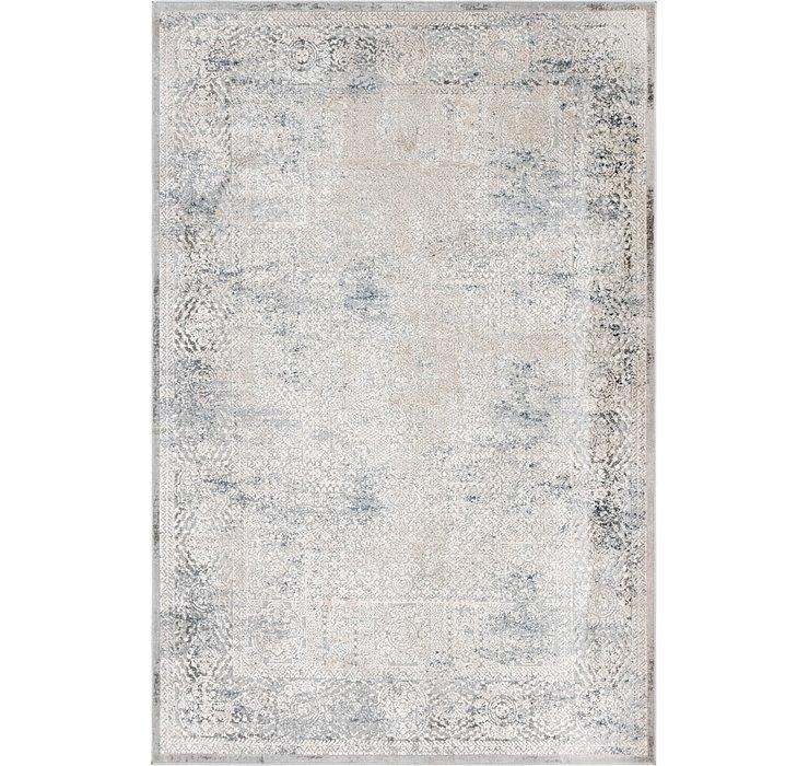 5' x 8' Modern Classical Rug