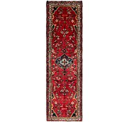 Link to 2' 10 x 10' Hamedan Persian Runner Rug