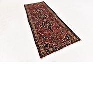 Link to 3' 4 x 8' 9 Hamedan Persian Runner Rug