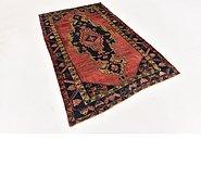 Link to 4' 5 x 7' 5 Hamedan Persian Rug