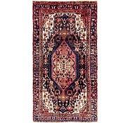 Link to 4' 9 x 9' 9 Tuiserkan Persian Runner Rug