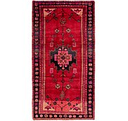 Link to 4' 9 x 9' 6 Shiraz Persian Runner Rug