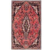 Link to 4' 9 x 8' Hamedan Persian Rug
