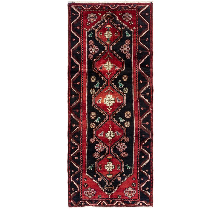 3' 8 x 9' Koliaei Persian Runner ...
