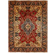 Link to 4' 7 x 6' 2 Tabriz Persian Rug