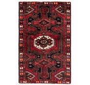 Link to 3' 2 x 5' 2 Zanjan Persian Rug