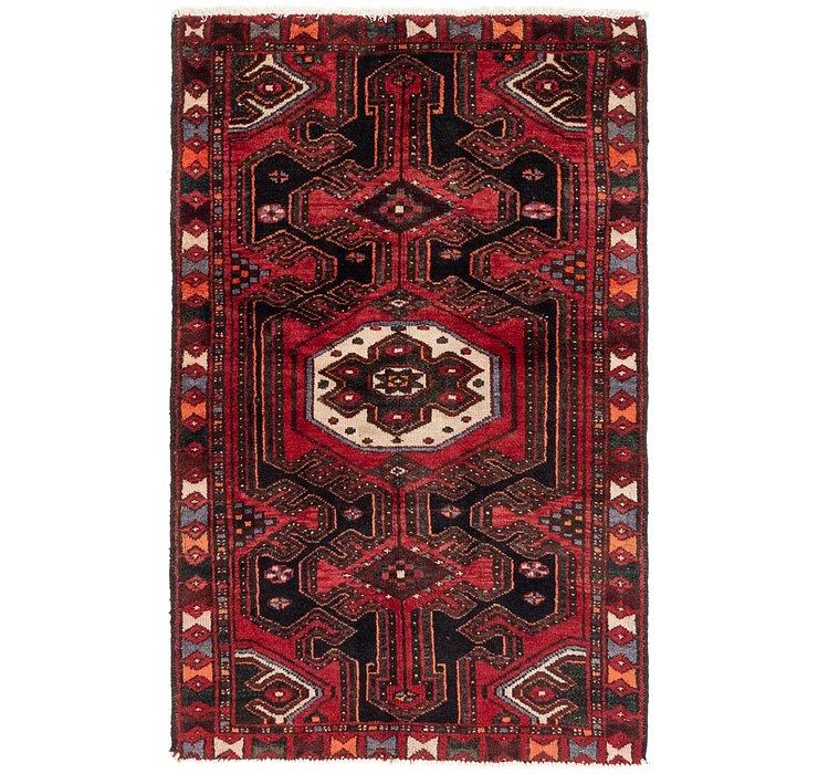 3' 2 x 5' 2 Zanjan Persian Rug