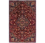 Link to 5' 3 x 8' 4 Mashad Persian Rug