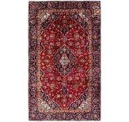 Link to 4' 6 x 8' Mashad Persian Rug