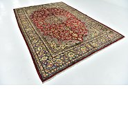 Link to 7' 7 x 11' Isfahan Persian Rug