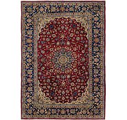 Link to 8' 10 x 12' 6 Isfahan Persian Rug
