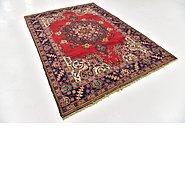 Link to 6' 5 x 9' 4 Tabriz Persian Rug