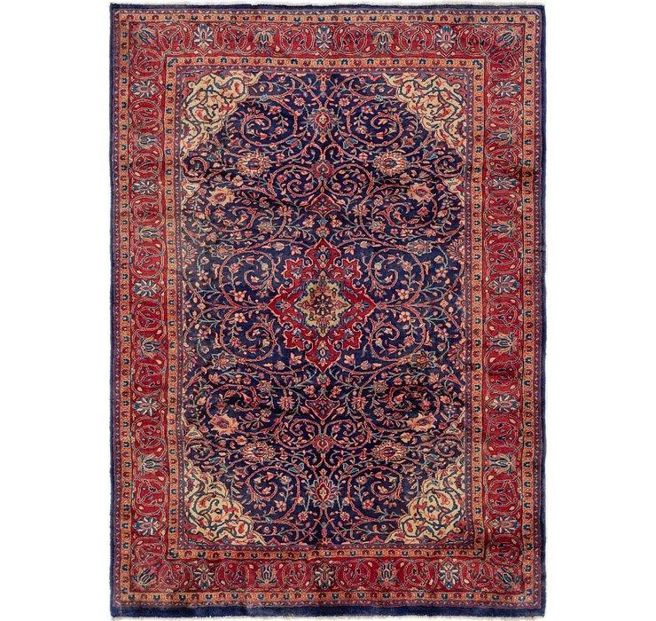 213cm x 305cm Sarough Persian Rug