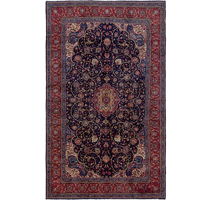 10' 2 x 17' 3 Mahal Persian Rug