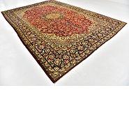 Link to 9' 6 x 13' 8 Isfahan Persian Rug