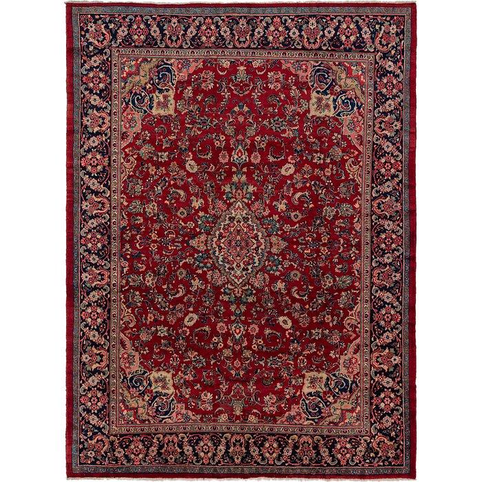 10' x 13' 9 Sarough Persian Rug
