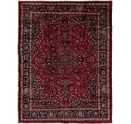 Link to 9' 7 x 12' 5 Mashad Persian Rug