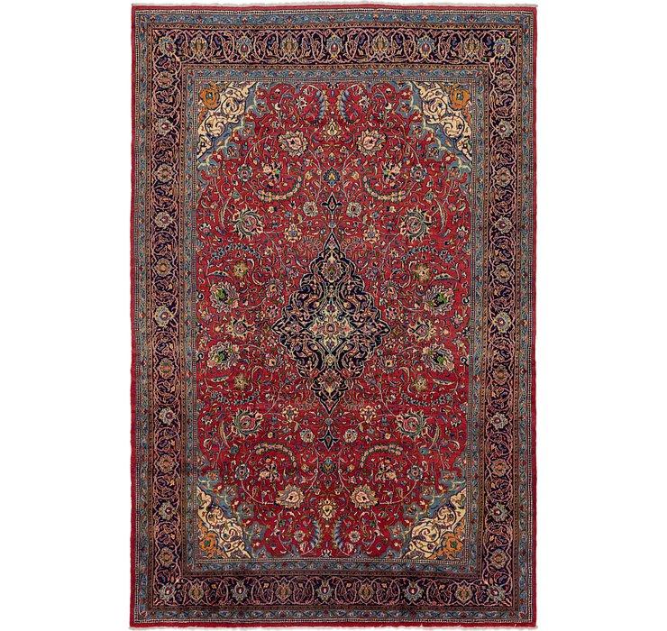 7' 10 x 11' 2 Mahal Persian Rug
