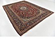 Link to 8' 3 x 11' 4 Kashan Persian Rug