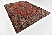 Link to 7' 10 x 10' 10 Mashad Persian Rug