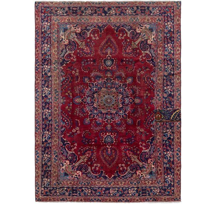7' 7 x 10' 7 Tabriz Persian Rug