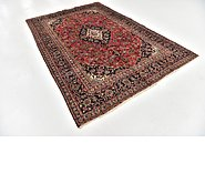 Link to 6' 3 x 9' 3 Kashan Persian Rug