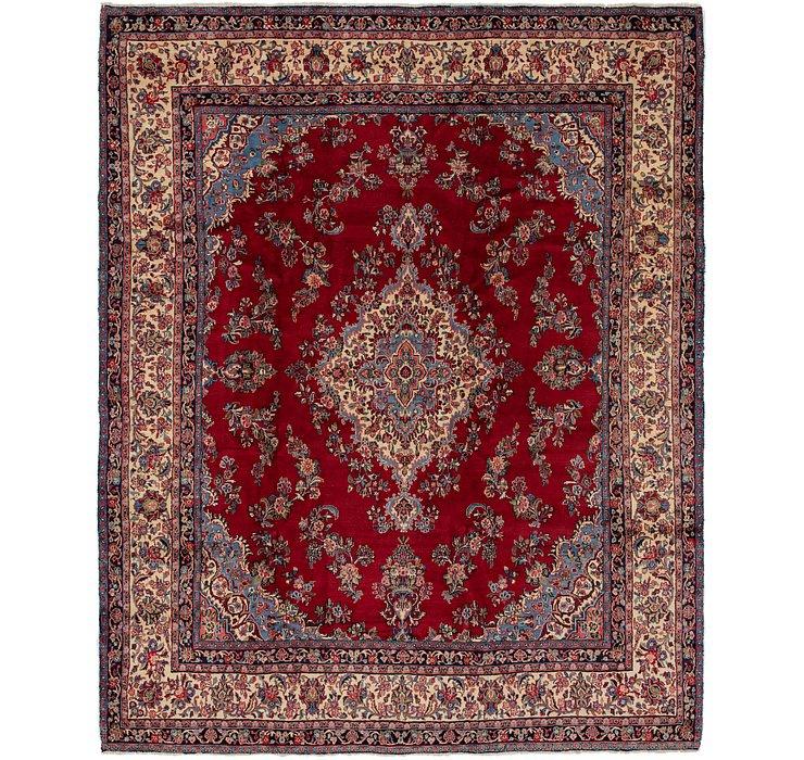 10' 8 x 13' 4 Shahrbaft Persian Rug
