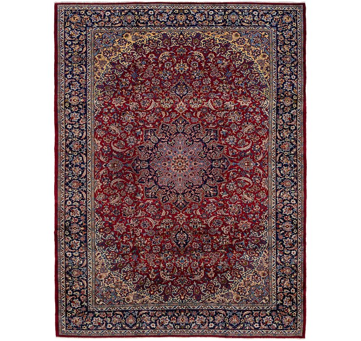305cm x 410cm Isfahan Persian Rug