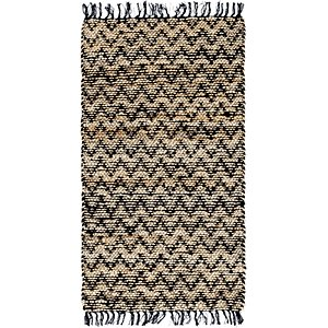 2' 4 x 4' 6 Braided Chindi Rug
