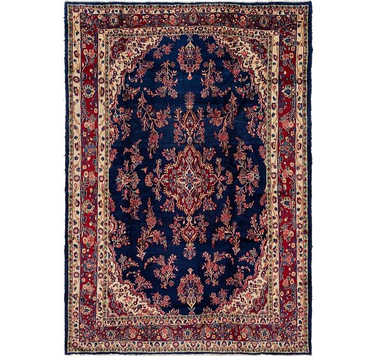 8' 2 x 11' 9 Shahrbaft Persian Rug