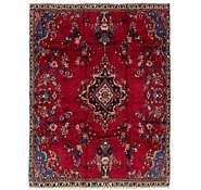 Link to 6' 4 x 8' Hamedan Persian Rug