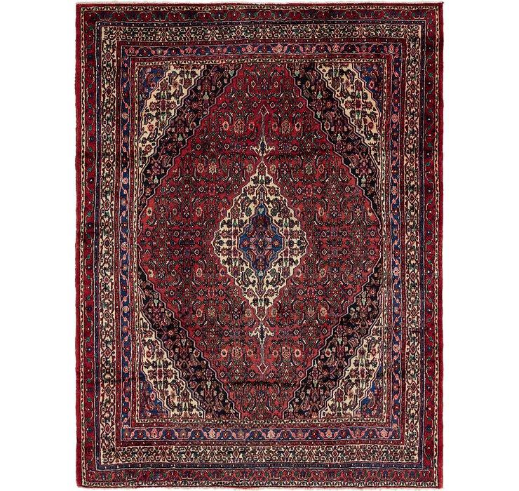 8' 10 x 11' 7 Hamedan Persian Rug