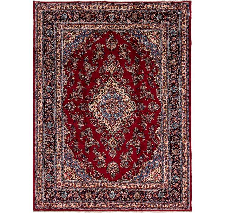 10' 4 x 13' 9 Shahrbaft Persian Rug