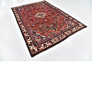 Link to 6' 3 x 9' 3 Hamedan Persian Rug